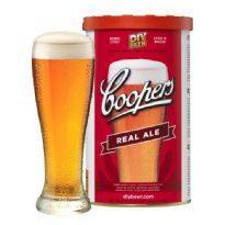 Coopers Original Real Ale 1.7 Kg Beer Kit
